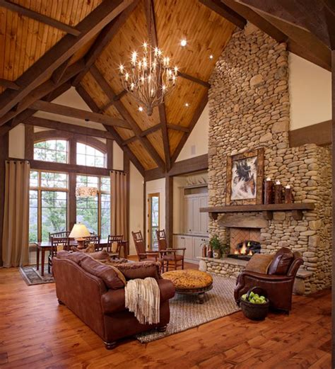 Wohnzimmer Ideen Holz by 5 Wood Inspired Rooms Ideas And Inspiration