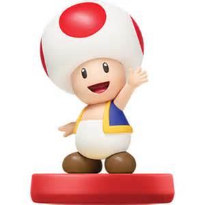 Nintendo Super Mario Toad