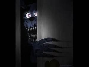 Fun with a nightmare bunny - YouTube