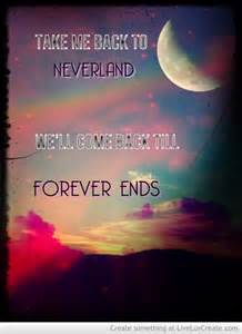 Take Me Neverland Quotes