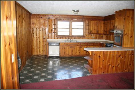 painting knotty pine cabinets dark knotty pine cabinets home everydayentropy com