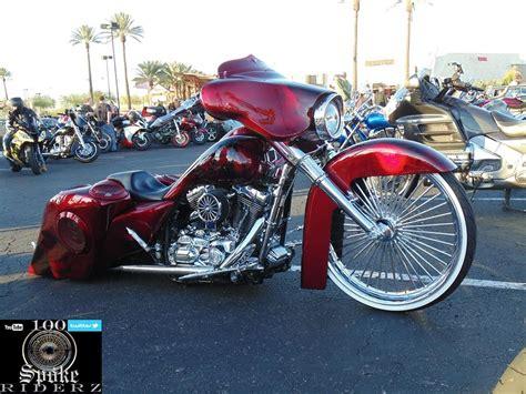 Custom Harley Davidson Bagger