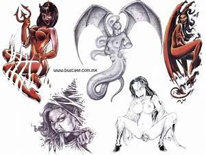 Imagenes y videos de tatuajes demonios