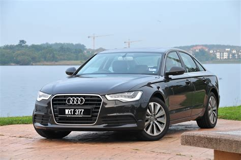 Audi A6 Hybrid by Driven New Audi A6 Hybrid Test Drive Review Sure