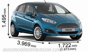 Dimension Ford Focus 3 : ford fiesta 2013 dimensions boot space and interior ~ Medecine-chirurgie-esthetiques.com Avis de Voitures
