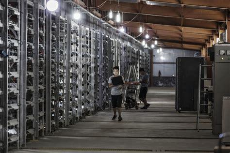 Estimated market share of each manufacturer. Chinese Bitcoin mining : Cyberpunk