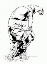 Juggernaut Coloring Deviantart Marvel Pages Comics Month Colossus Robertatkins Fan Drawing Sotd Xmen Comic Robert Sketches Mr Sinister Villains Atkins sketch template