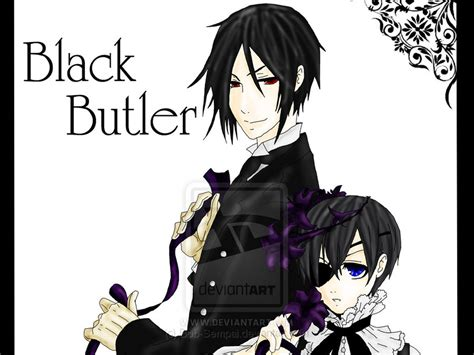 Anime Wallpaper Black Butler - anime wallpaper black butler wallpapersafari