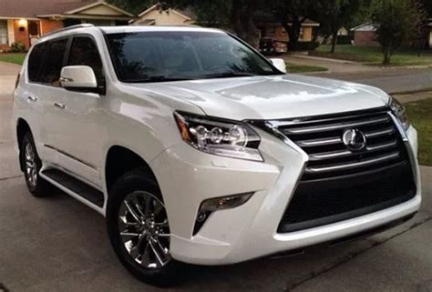 lexus gx  luxury redesign interior
