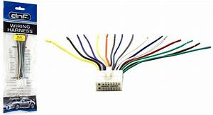 Clarion 16 Pin Wiring Harness Plug Cable