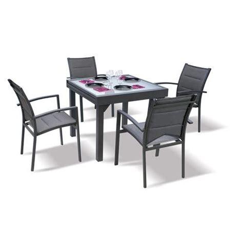table et chaise de salon table et chaises de jardin modulo blatt achat vente salon de jardin table et chaises de