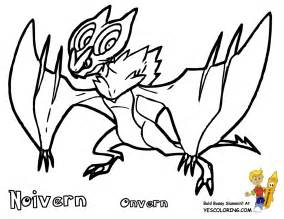 Pokemon X And Y Free Coloring Pages pokemon x and y coloring