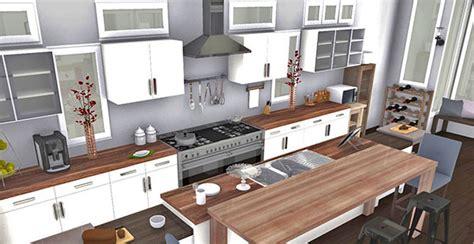 Home By Me 3d : 10 Cuisines En 3d Avec Homebyme