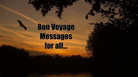 bon voyage messages wishes   safe trip wishesmsg