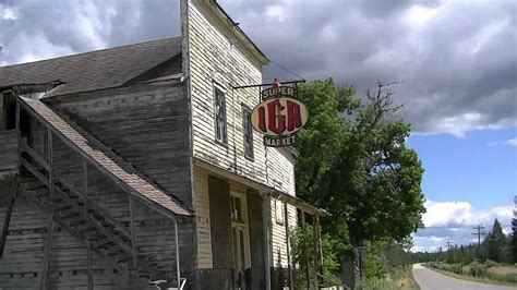 ghost town  michigans upper peninsula youtube
