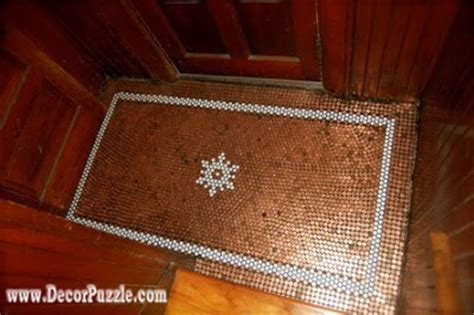 Top Tips to install penny floor and copper penny tile floor