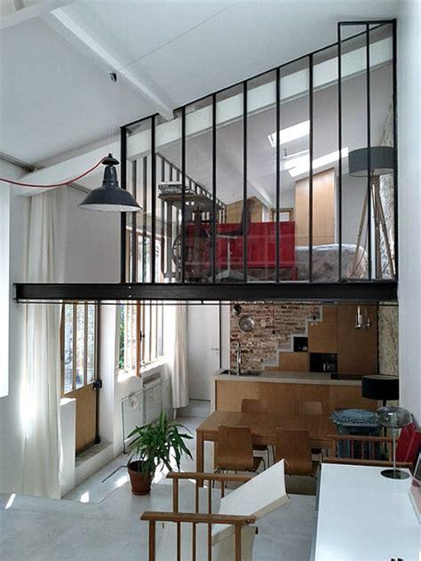 mezzanine loft la fabrique 224 d 233 co mezzanine d 233 co espace et rangement