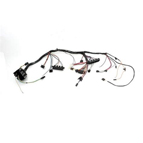 Camaro Under Dash Main Wiring Harness For Cars With