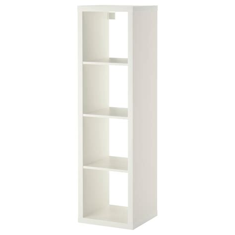 white storage unit ikea kallax shelving unit white 42x147 cm ikea