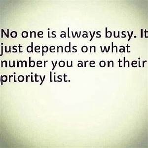 Priority Quotes Dealing Relationships. QuotesGram