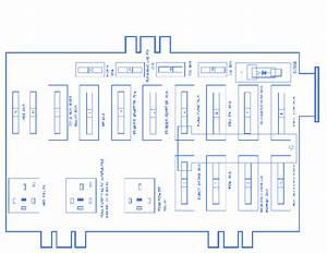 Ford Gt40 2008 Main Fuse Box  Block Circuit Breaker Diagram