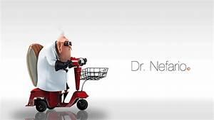 Dr. Nefario on Behance