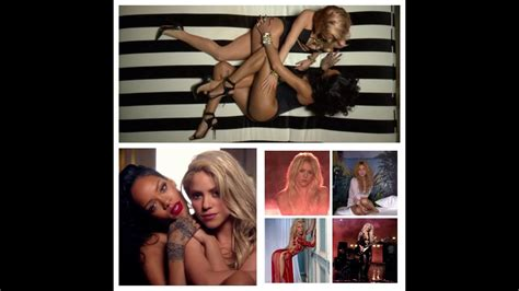 Shakira And Rihanna Hot Shakira Sex Scene Sexy Pictures