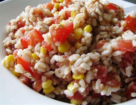 cuisine salade de riz cuisine salade de riz