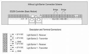 Genie Safety Beam Wiring Diagram