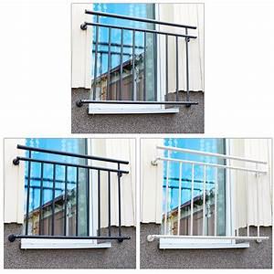 V2aox franzosischer balkon gelander balkongelander 90 x for Französischer balkon mit sonnenschirm wetterfest