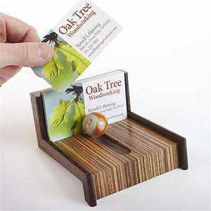 cool as marble business card holder woodworking plan from With wood business card holder plans