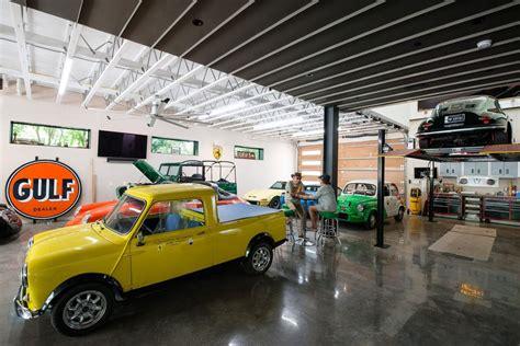 modern home  designed   car lover curbed
