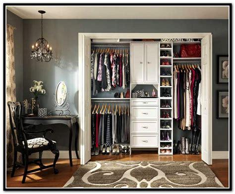 Single Door Closet Organization Ideas by Reach In Closet Organizer Ideas Home Sweet Home Ikea