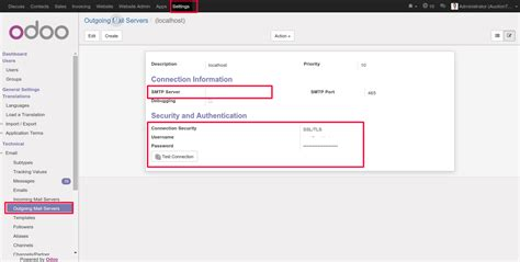 Mail Configuration Odoo Part Webkul Blog