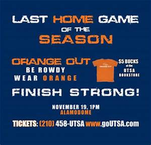 Finish strong -- Orange out: Final football game of ...