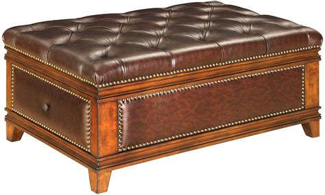 padded ottoman storage 2 drawer upholstered storage ottoman from coast to coast