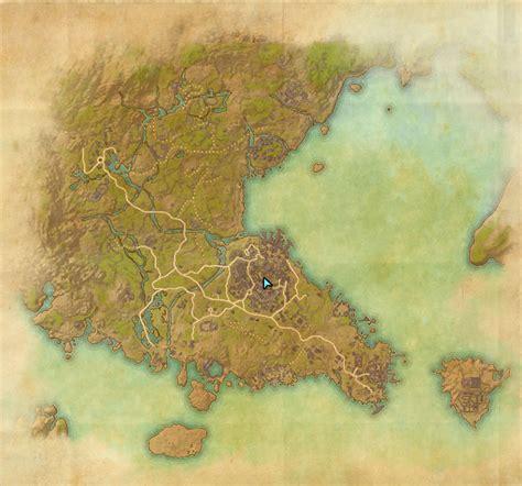 southern elsweyr map elder scrolls  guides