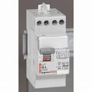 Disjoncteur Différentiel Type A : volet roulant sur circuit prise ~ Dailycaller-alerts.com Idées de Décoration