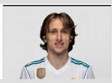 OFFICIAL Modric will wear number 10 Managing Madrid
