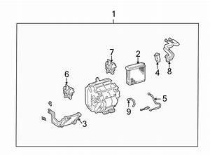 Toyota Camry A  C Evaporator Drain  Auto Ac  Manual Ac