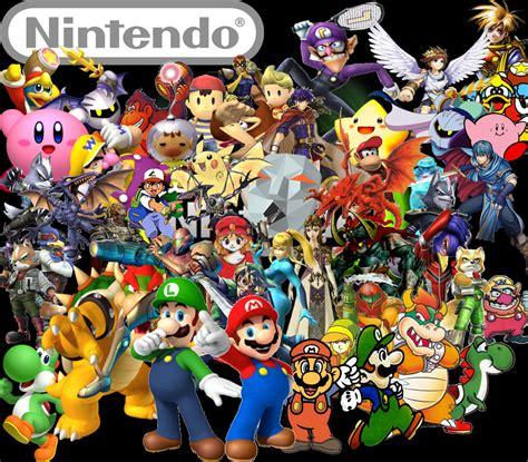 Wallpaper Nintendo By Dablackblur On Deviantart
