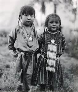 Native American Cherokee Indian Children