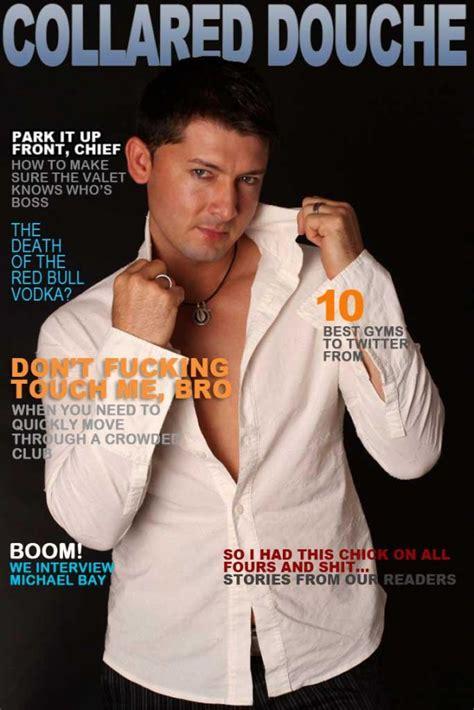 fake magazine covers    real thaumaturgical