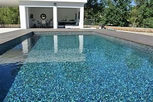 piscine en carrelage bisazza pate de verre carrelage et With carrelage ceramique pour piscine