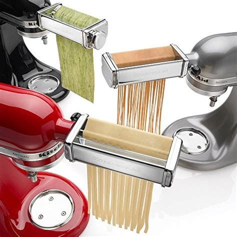 kitchenaid kpra machine a pates the affordable manual pasta maker vs the electric pasta machines