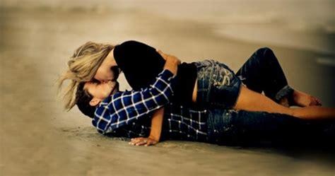 Kiss Couple Hug Cute Hot Feelings