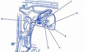 Cadillac Cad 2002 Under The Dash Electrical Circuit Wiring