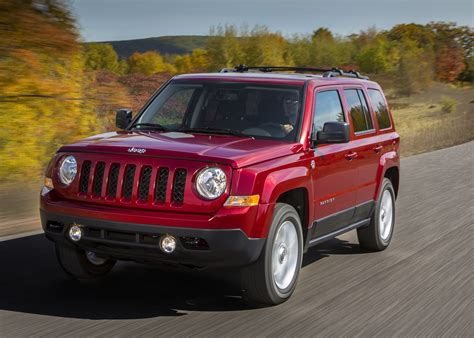 types of jeeps 2016 2016 jeep patriot overview cargurus