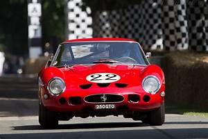 Ferrari 250 GTO Chassis 3757GT Driver Annette Mason
