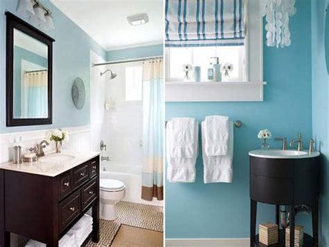 blue  brown bathroom blue  brown bathroom color